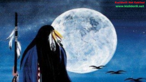 native american moon story